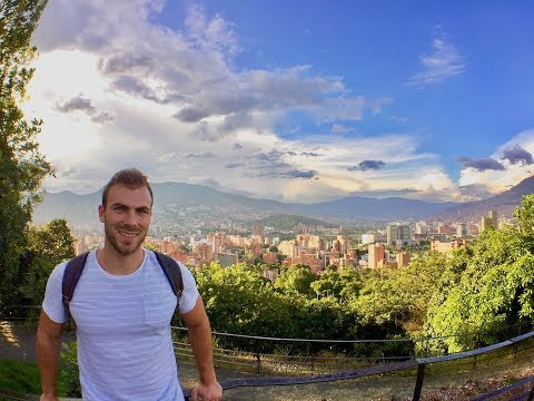 Moving to Medellin, Colombia