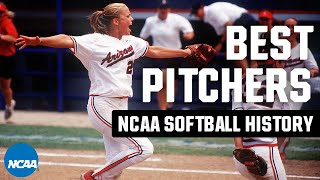 The 11 best NCAA softball pitchers of all time