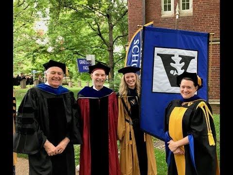 Commencement 2019: Graduate School Diploma Ceremony