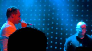 Covenant Live in NYC -  Stalker and BRAND NEW SONG - August 25, 2012 @ Le Poisson Rouge Thumbnail