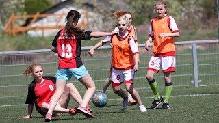 Mistrzostwa Ostrołęki w Piłce Nożnej Kobiet: ZSZ nr 3 - III LO