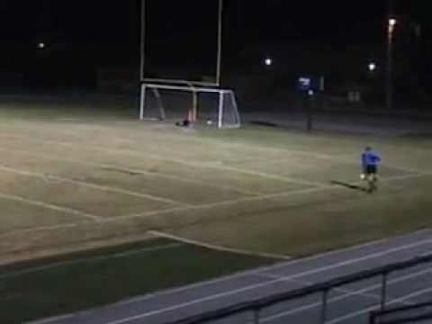 Long Distance High School Soccer Goal