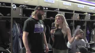 Charlie Blackmon On His Teammates And What He Is Working On For 2017
