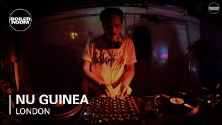 Nu Guinea Boiler Room London DJ/Live Keys Set