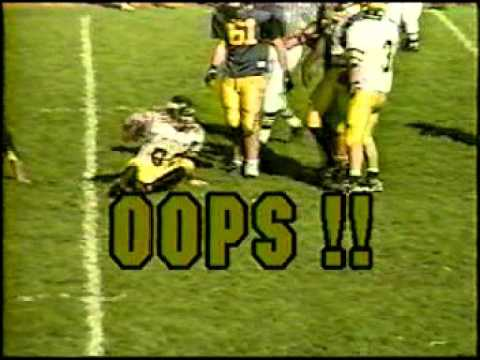 1995 Highlights Pilgrim High School Football