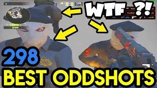 SURPRISE ! *WTF 300IQ PLAY* - CS:GO BEST ODDSHOTS #298