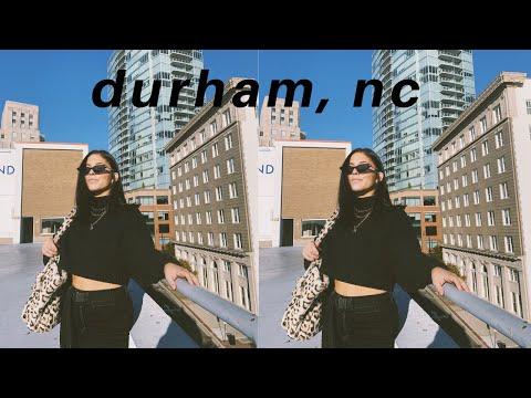 VLOG: Exploring Durham, Nc
