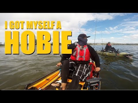 I Got Myself A Hobie | San Diego Fishing