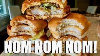 Which fast-food FISH SANDWICH tastes best?