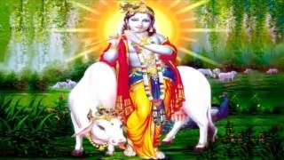 Famous Shree Giridhar Krishna Aarti | Lord Krishna Aarti