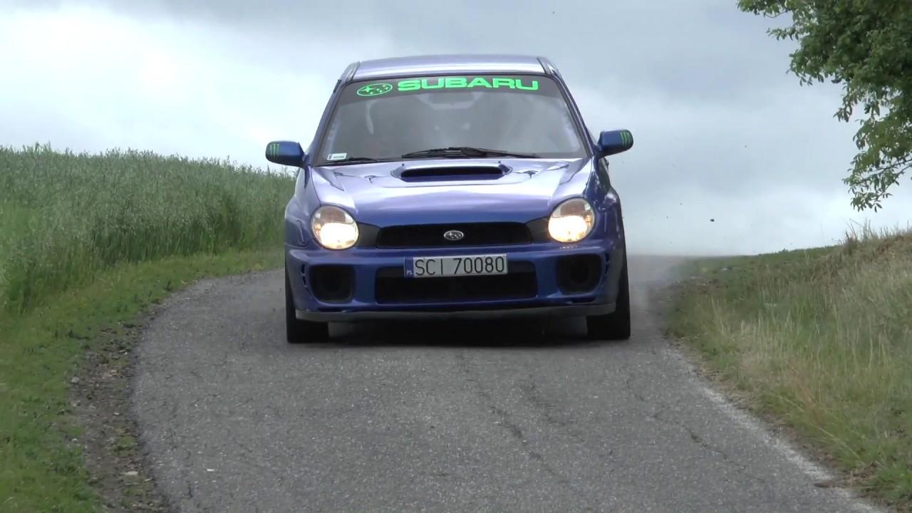 KJS Pawłowice 2017 – Sławomir Sikora / Jerzy Cielusek – Subaru Impreza