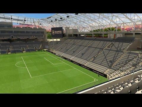 Field Views In Banc of California Stadium