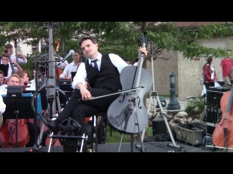 Rockelbel's Canon à La Steven Sharp Nelson (The Piano Guys) With Lyceum Music Festival
