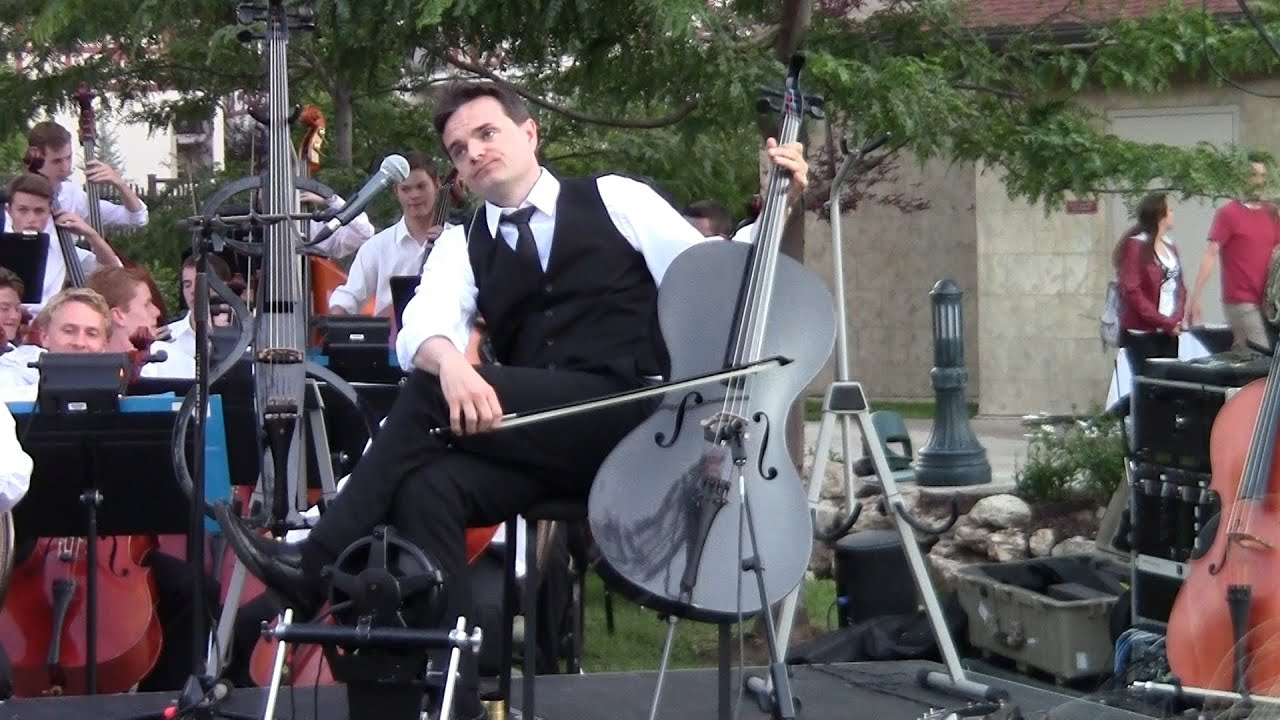 Rockelbels Canon A La Steven Sharp Nelson The Piano Guys With Lyceum Music Festival