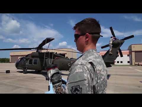 Pennsylvania National Guard Hurricane Harvey support wrap-up UNITED STATES 09.07.2017