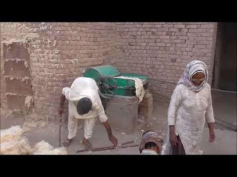 Real Punjab    Traditional Aata Chakki Sound    Painja Machine