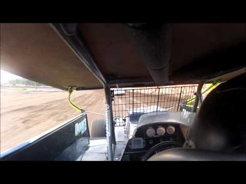 Turning Laps at Five Mile Point Speedway - Chris Wood 7c Sportsman Modified