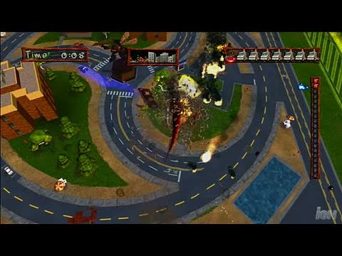 Dorritos' Dash Of Destruction Xbox Live Gameplay -