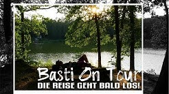 Basti On Tour: Die VLOG- / Streamreise naht! ⬪ Buckow, Schermützelsee, Madlitzer See