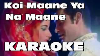 Video Koi Maane Ya Na Maane - Karaoke ( Kishore Kumar & Asha Bhosle ) Adhikar - 1971 download MP3, 3GP, MP4, WEBM, AVI, FLV Januari 2018