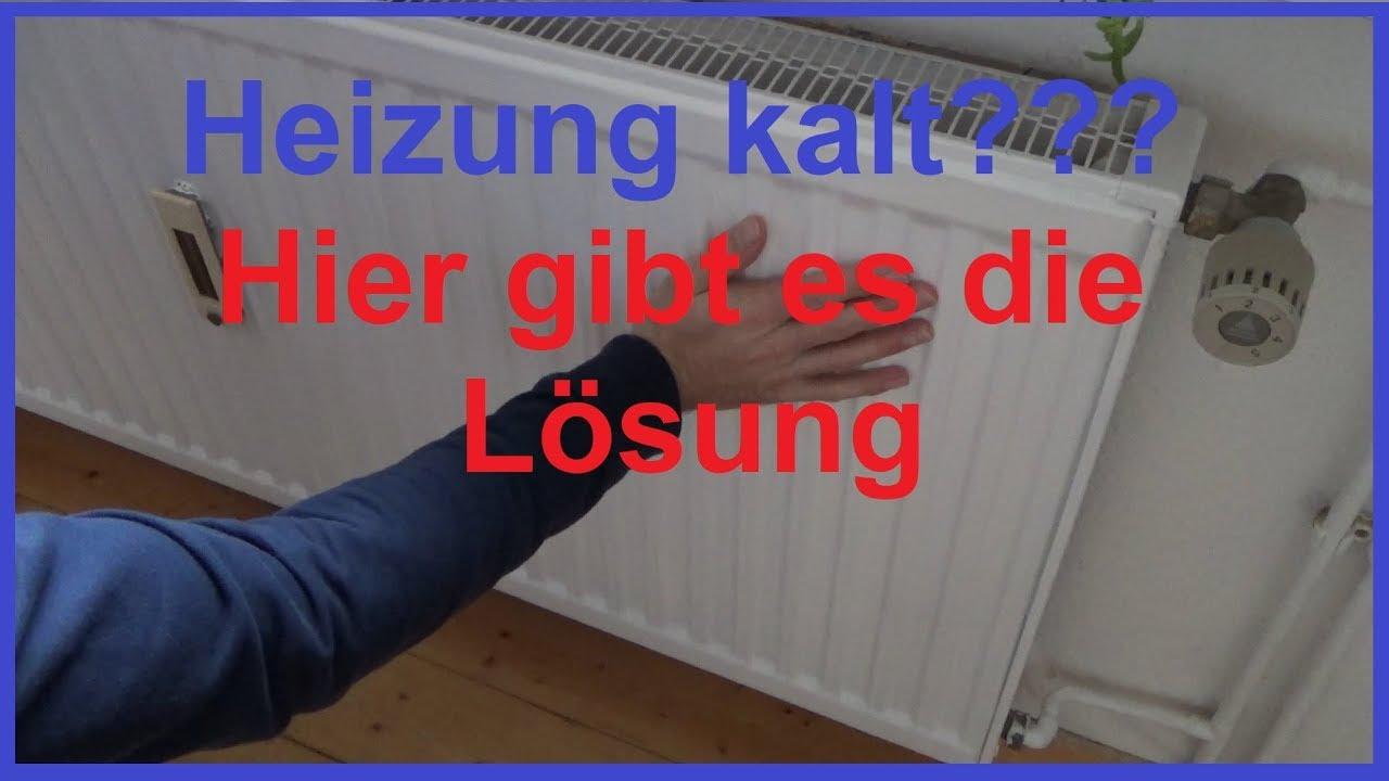 heizung wird nicht warm die h ufigste ursache warum die heizung kalt bleibt youtube. Black Bedroom Furniture Sets. Home Design Ideas