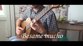 BESAME MUCHO /guitar cover