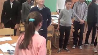 Михайлова Татьяна Викторовна - фрагмент урока