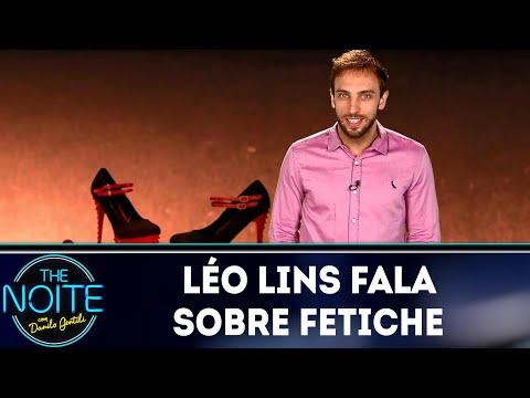 Léo Lins Fala Sobre Fetiche | The Noite (03/04/19)