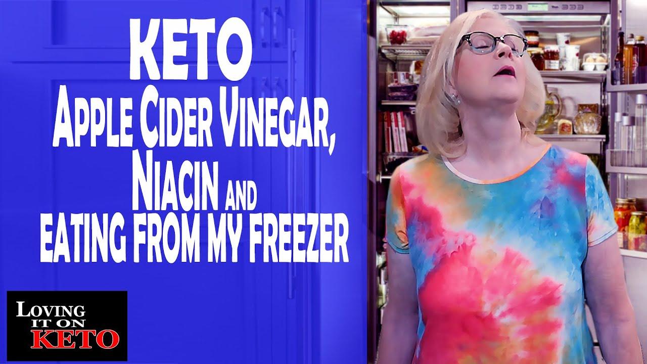 taking niacin on a ketogenic diet