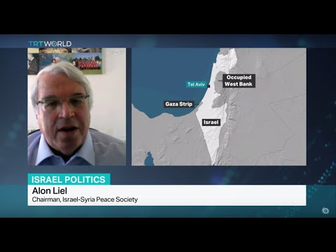 Interview with Alon Lie from Israel-Syria Peace Society on Israel politics
