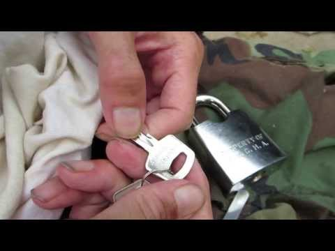How to open a Master lock 175 combination padlock in 3 seconds. from YouTube · Duration:  3 minutes 13 seconds