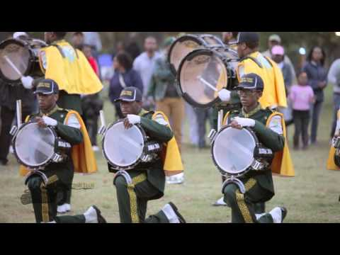 Drumline Battle: NC A&T vs. NSU 10.10.2015