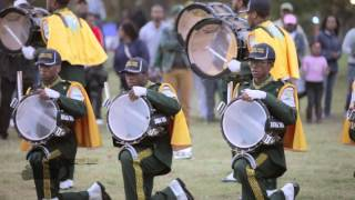 NC A&T vs. NSU - Drumline Battle 10.10.2015