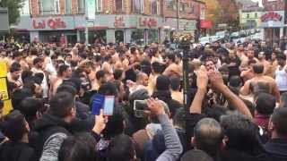 Ashura in Manchester UK - Muharram 2014