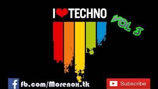 Techno mix 2017 vol 3 Najlepsza muzyka klubowa