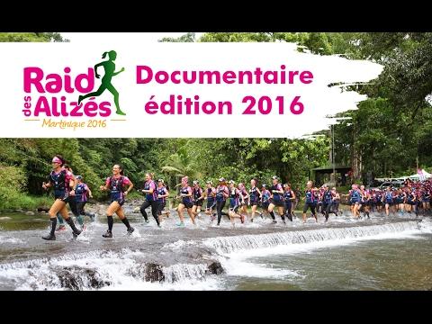 Documentaire Officiel Raid des Alizés 2016