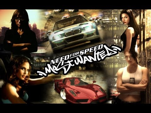 need for speed most wanted film game complet youtube. Black Bedroom Furniture Sets. Home Design Ideas