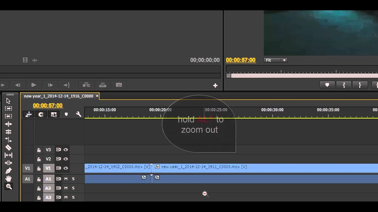 How To Zoom In Premiere Pro Cc Image collections - How To