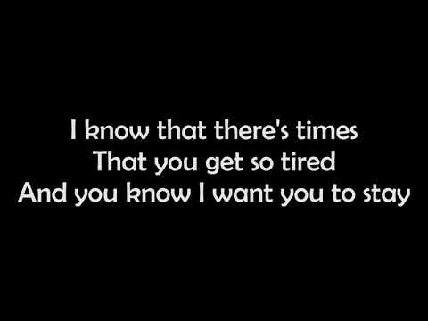 X Ambassadors - Don't Stay (Lyrics)