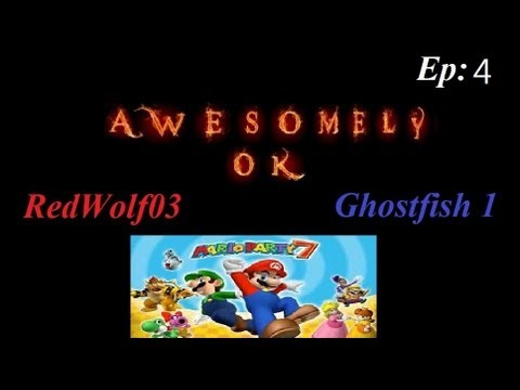 Mario Party 7 - Grand Canal 2 - Picture Time!