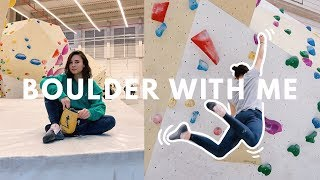 Boulder with me...in Germany!!
