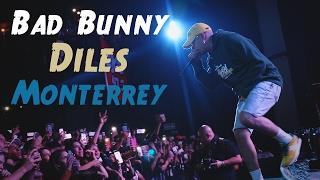 Bad Bunny Diles En Vivo (Escena Monterrey 2017)