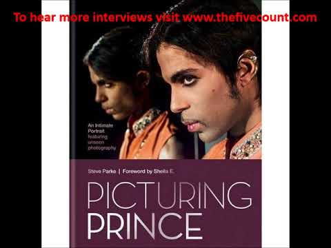 Picturing Prince Book - Steve Parke Interview