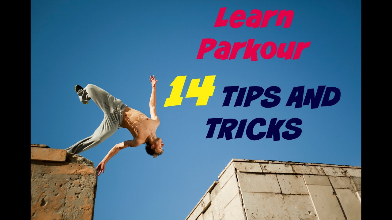 FAST Parkour! No tricks, pure efficiency! - YouTube