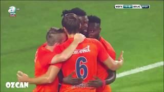 Başakşehir vs Club Brugge 2-0 Highlights HD 02/08/2017