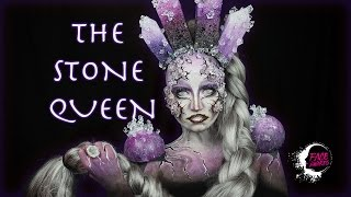 Top 30 NYX Face Awards | Royalty Challenge - The Stone Queen| Jessica A.M. Kalil