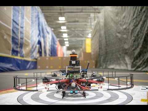 Fully Loaded Quadcopter Achieves 20 m/s Flight