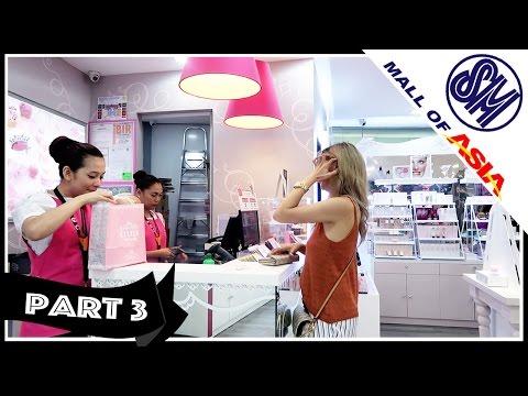 Sm Mall of Asia MANILA, PHILIPPINES ( PART 3 ) マニラ、フィリピン | Joyce 💋
