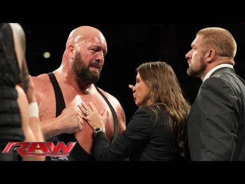 Thumbnail: Daniel Bryan vs. The Big Show: Raw, Sept. 2, 2013