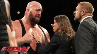 Daniel Bryan vs. The Big Show: Raw, Sept. 2, 2013